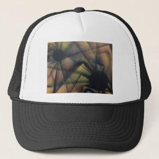 Edgy Spiders Trucker Hat