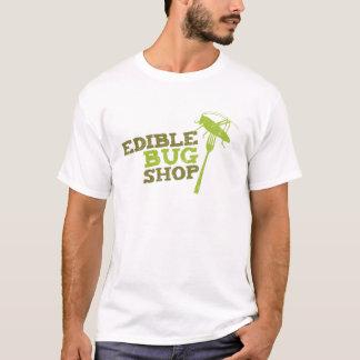 Edible Bug Shop logo T-Shirt