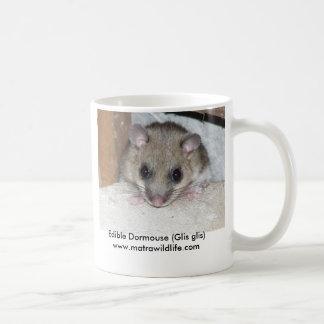 """Edible Dormouse"" Mug"