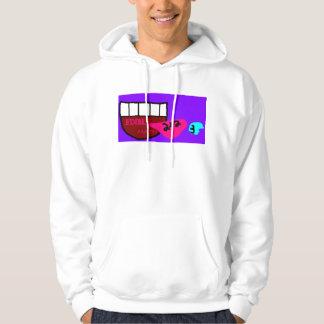 EdibleMath Logo Sweatshirt(Hooded) Hooded Sweatshirt