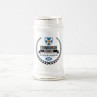 Edinburgh Beer Stein