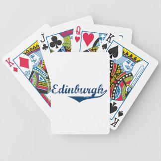 Edinburgh Bicycle Playing Cards