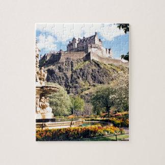 Edinburgh Castle Jigsaw Puzzle