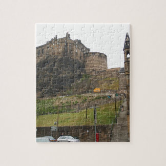 Edinburgh Castle Jigsaw Puzzle