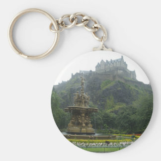 edinburgh castle key ring