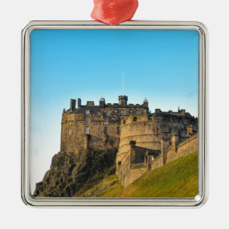 Edinburgh Castle Metal Ornament