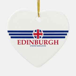 Edinburgh Ceramic Ornament