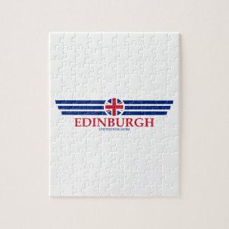 Edinburgh Jigsaw Puzzle