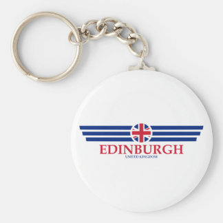 Edinburgh Key Ring