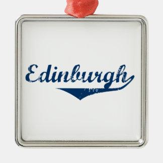 Edinburgh Metal Ornament