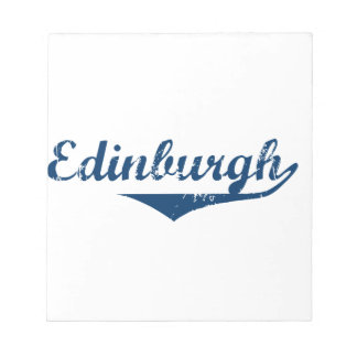 Edinburgh Notepad