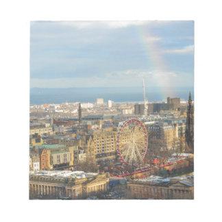 Edinburgh Notepads