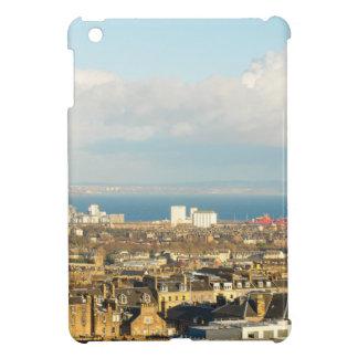 Edinburgh panorama iPad mini cases