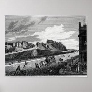 Edinburgh Poster