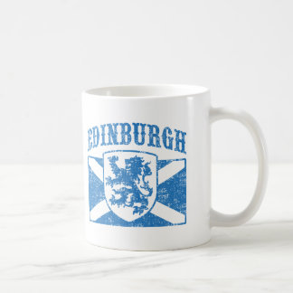Edinburgh Scotland Coffee Mug