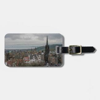 Edinburgh, Scotland Luggage Tag