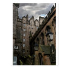 Edinburgh, Scotland Side Street Postcard