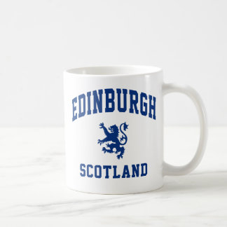 Edinburgh Scottish Coffee Mug