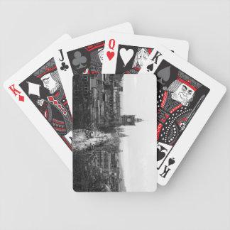 Edinburgh Street playing cards