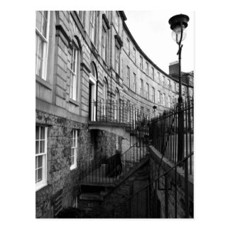 Edinburgh's New Town Postcard
