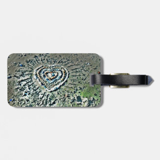 Edisto Island Beach Scene Luggage Tag