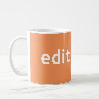 Edit. mug