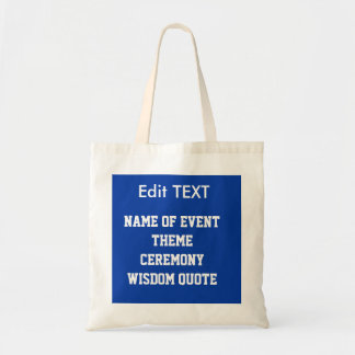 Edit replace TEXT IMAGE DIY Template budget TOTE