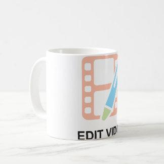 Edit Video Mug