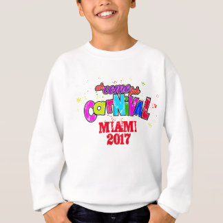 (Editable) Ah Come fuh Carnival Sweatshirt