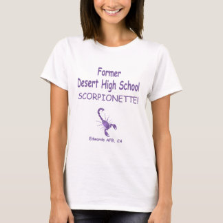 Editable Former DHS T-Shirt