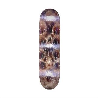 Edited photo of Krumkake 21.6 Cm Old School Skateboard Deck