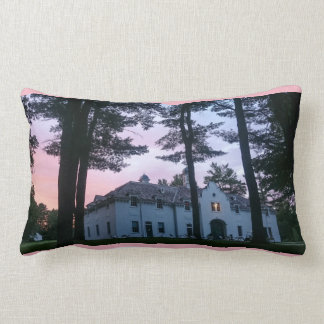 Edith Wharton Mansion Carriage House Lumbar Cushion