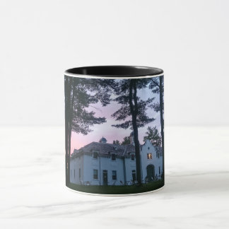 Edith Wharton Mansion Carriage House Mug