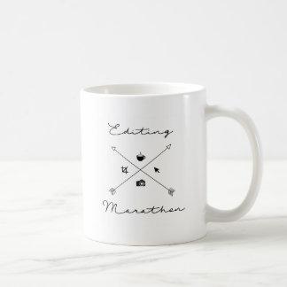 Editing Marathon Mug