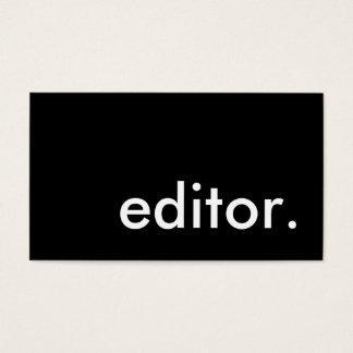 editor.