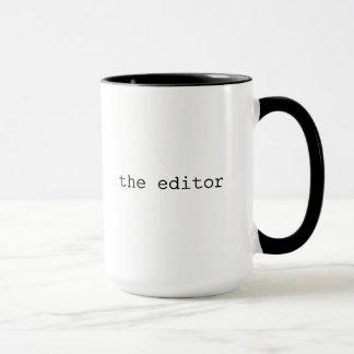 Editor cool gift mug