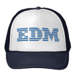 EDM - IBM Parody Design for EDM Lovers Hat