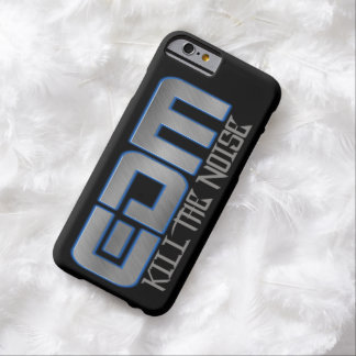 EDM KILL THE NOISE BARELY THERE iPhone 6 CASE