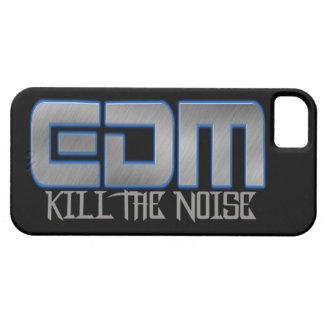 EDM KILL THE NOISE iPhone 5 CASES