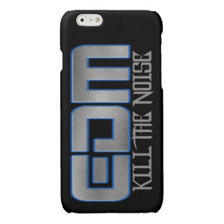 EDM KILL THE NOISE GLOSSY iPhone 6 CASE