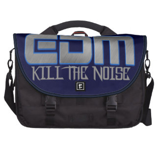 EDM KILL THE NOISE LAPTOP COMPUTER BAG
