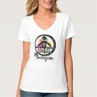 EDMixs Rave Girl T-Shirt