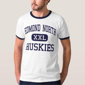 Edmond North - Huskies - High - Edmond Oklahoma T-Shirt