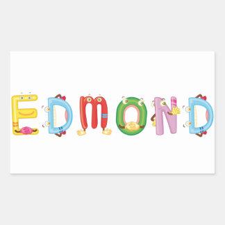 Edmond Sticker