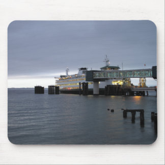 Edmonds Ferry Mouse Pad