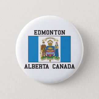 Edmonton Alberta 6 Cm Round Badge