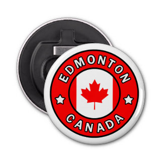 Edmonton Canada Bottle Opener