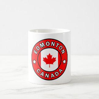 Edmonton Canada Coffee Mug