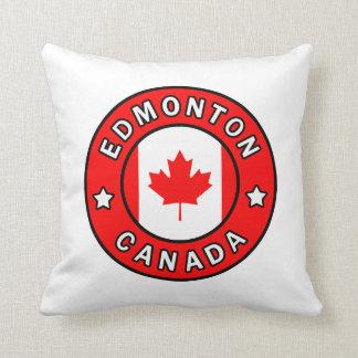 Edmonton Canada Cushion
