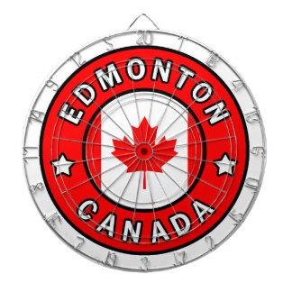 Edmonton Canada Dartboard